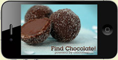 Find Chocolate Mobile App